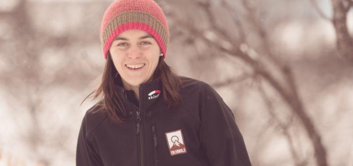 Rosaria Heeb, Wanderleiterin aus Eschen (FL)