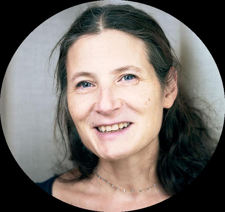 Nadine Reichmuth ist Synästhetin.